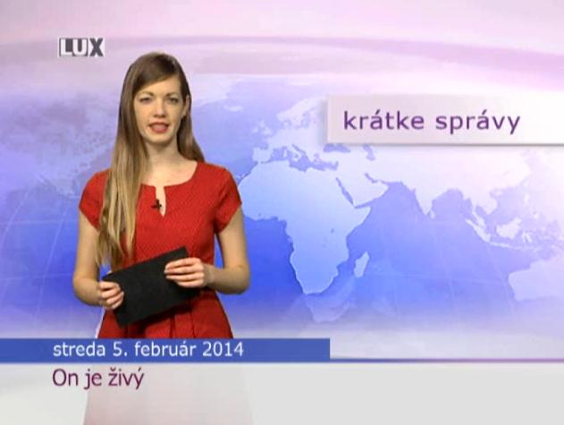 Krátke správy (957) - 05.02.2014