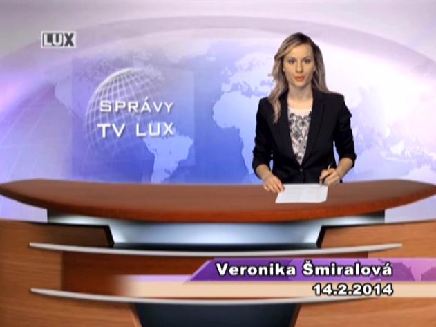 Spravodajský súhrn (229) - 14.02.2014