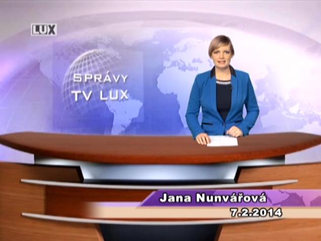 Spravodajský súhrn (228) - 07.02.2014