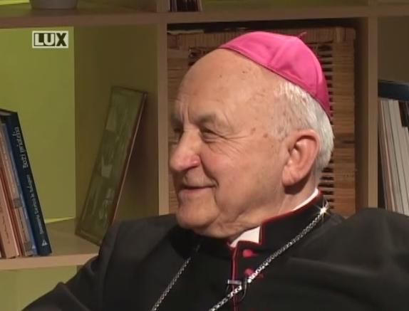 Jubileum (80) emeritného košického arcibiskupa Alojza Tkáča