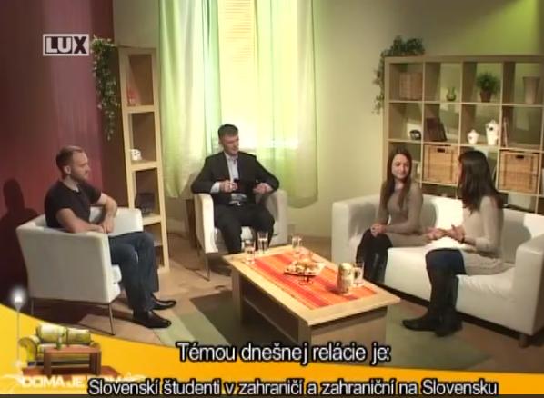Zahraniční študenti študujúci na Slovensku