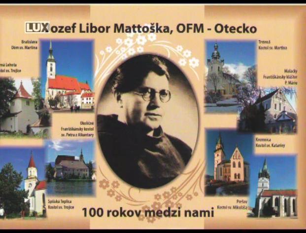 Svätá omša z Trstenej - 100. výročia kňazstva pátra Mattošku OFM