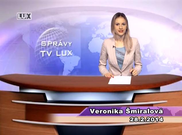 Spravodajský súhrn (231) - 28.02.2014
