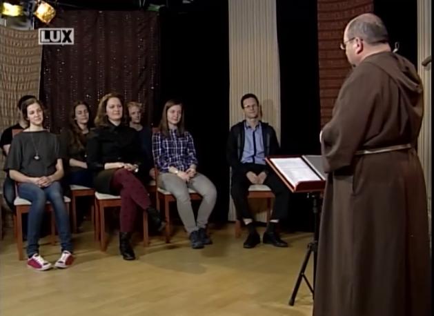 Televízne duchovné cvičenia 2014, deň tretí