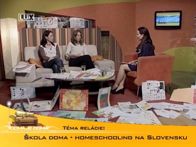 Škola doma - homeschooling na Slovensku (DOD 641)
