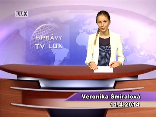 Spravodajský súhrn (11.04.2014)