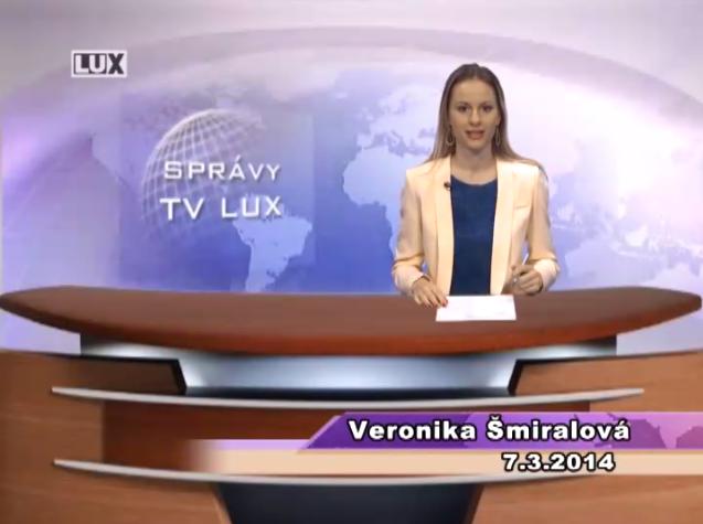 Spravodajský súhrn (07.03.2014)