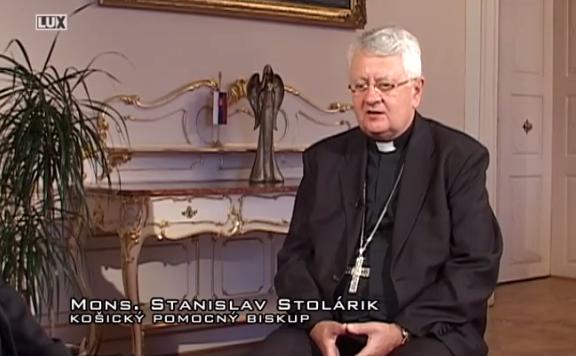 Môj názor (85) - Mons. Stanislav Stolárik aj o pastorácii rodín