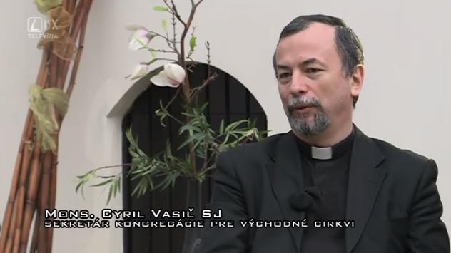 Môj názor (89) - Vladyka Cyril Vasiľ SJ