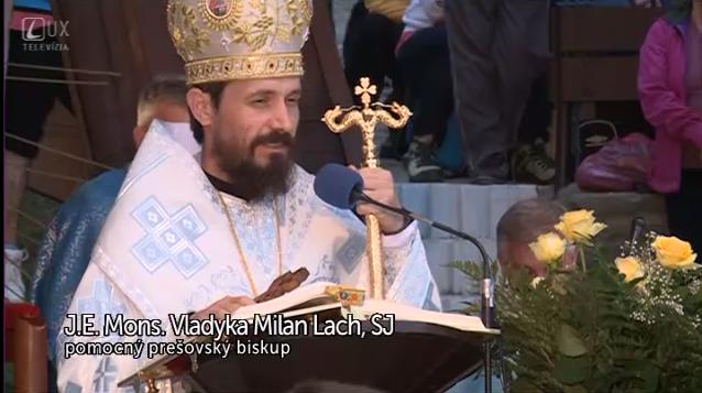 Archijerejská liturgia sv. Jána Zlatoústeho, Levoča 2014