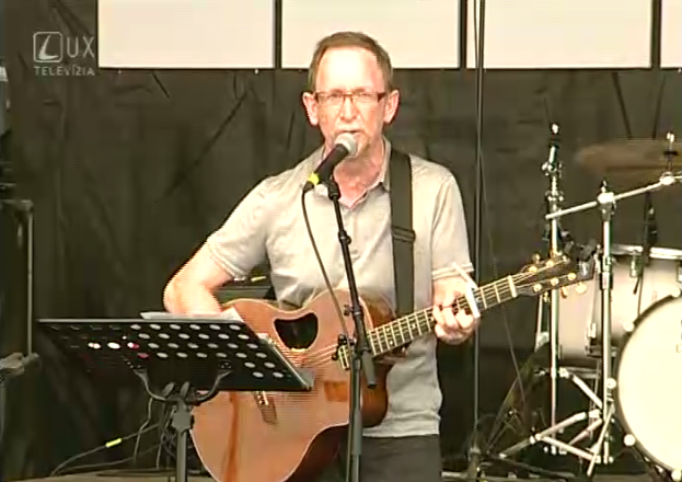 Hudobne pódium (63) BCC Worship a Graham Kendrik