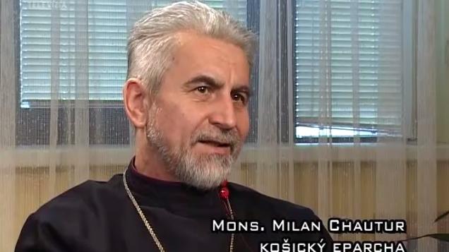 Môj názor (92) Vladyka Milan Chautur