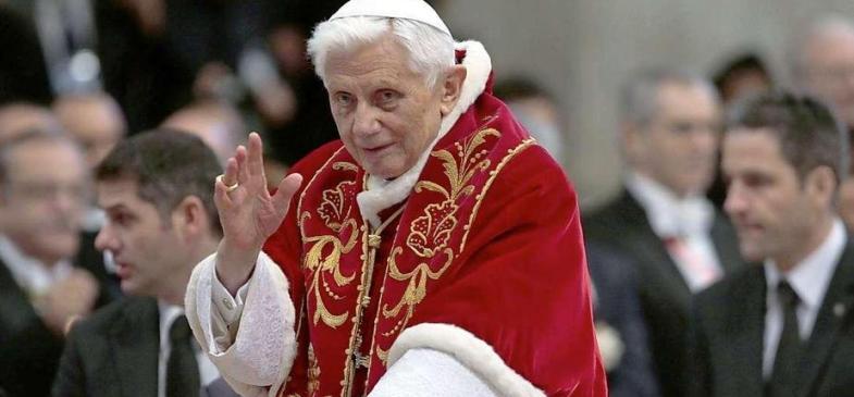 Katechézy Benedikta XVI.