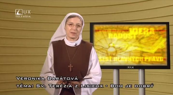 Katechéza (211) Boh je dobrý