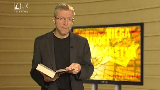 Katechéza (193) Kniha Genezis - Jakub a jeho zápasy