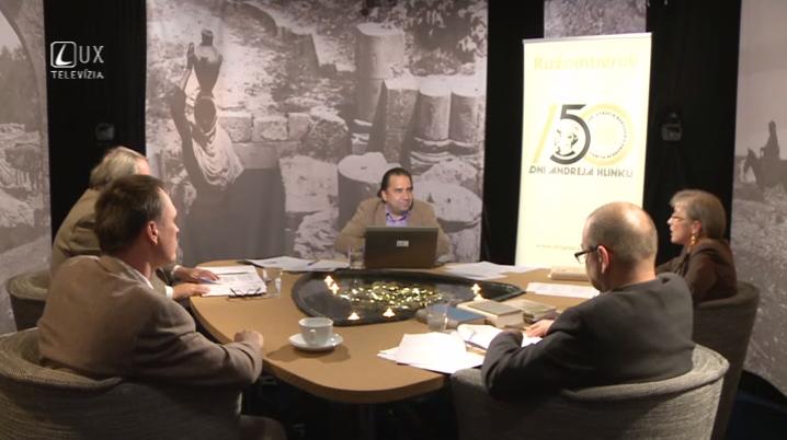 V Samárii pri studni (3) Andrej Hlinka - fakty a mýty