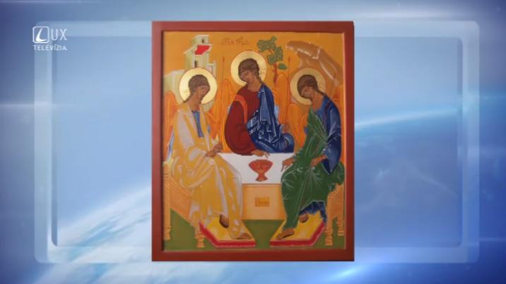 FUNDAMENTY (8) Tajomstvo Najsvätejšej Trojice