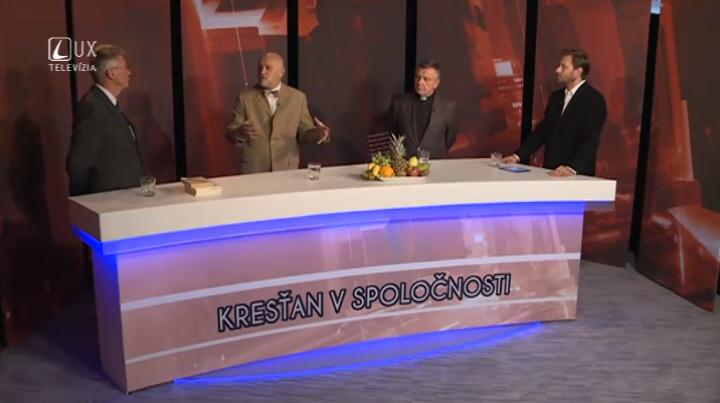 Kresťan v spoločnosti (2) IDENTITA, VÍZIA A PERSP. SLOVENSKA