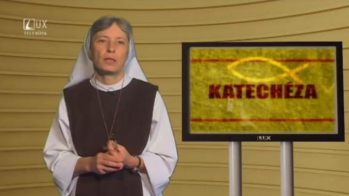 Katechéza (214) Vnem Boha