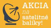 Satelitné balíky