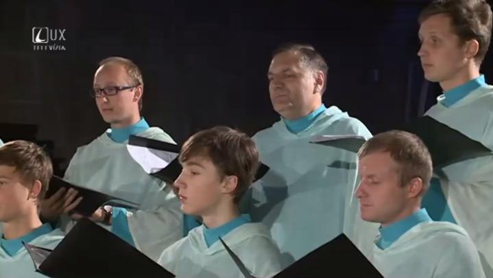 Hudobné pódium (68) Festival gregoriánskeho chorálu, 1. časť