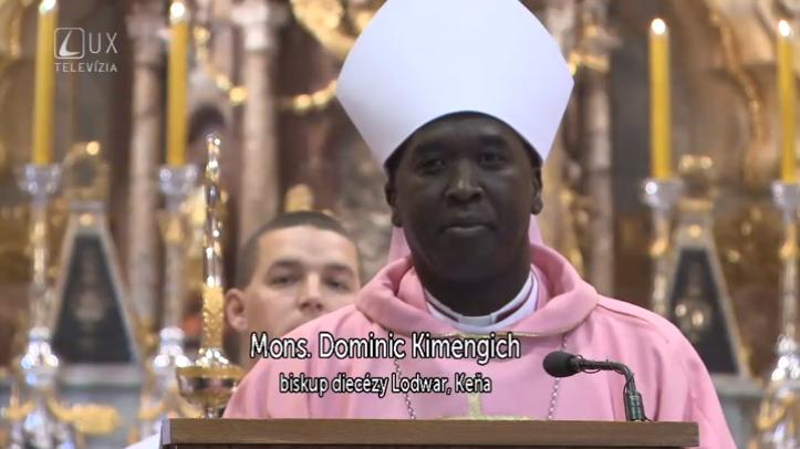 Vysielacia svätá omša z Nitry