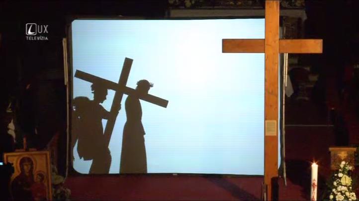 Kríž SDM v Trnave