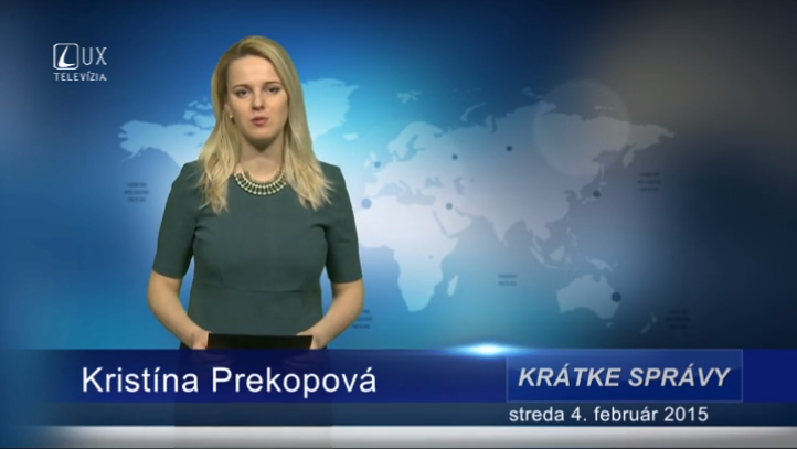 Krátke správy (04.02.2015)
