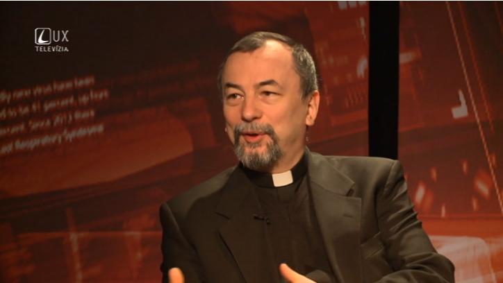 Môj názor (113) Mons. Cyril Vasiľ SJ