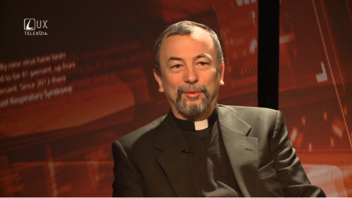 Môj názor (112) Mons. Cyril Vasiľ SJ