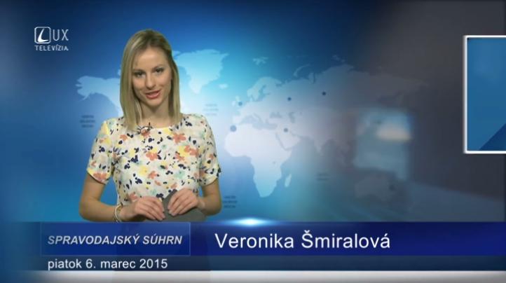 Spravodajský súhrn (06.03.2015)