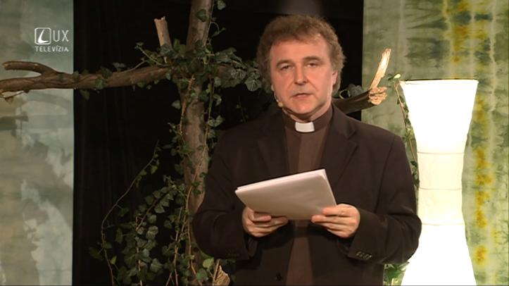 Televízne duchovné cvičenia 2015, deň prvý
