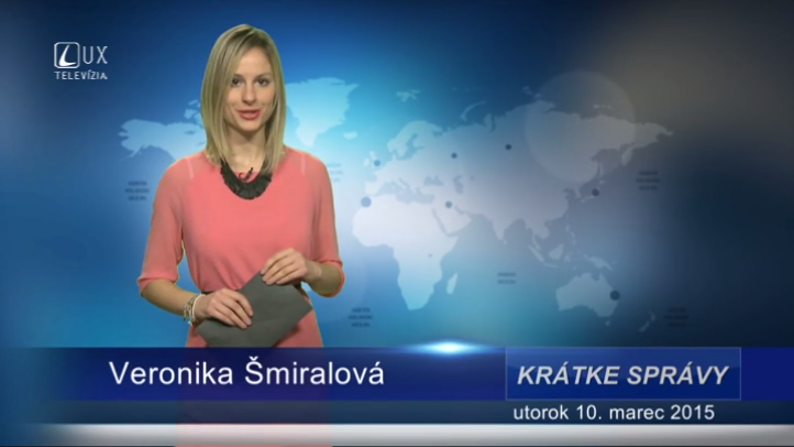 Krátke správy (10.03.2015)