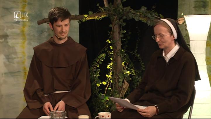 Televízne duchovné cvičenia 2015, deň tretí