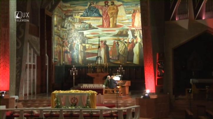Hudobné pódium (71) Organový festival vo Svätej zemi