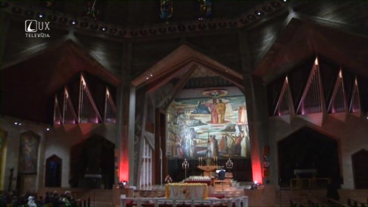 Hudobné pódium (72) Organový festival vo Svätej zemi