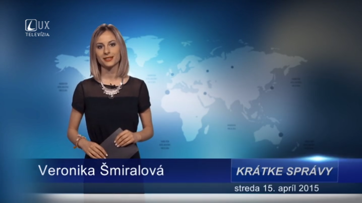 Krátke správy (15.04.2015)