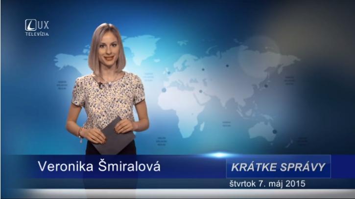 Krátke správy (07.05.2015)