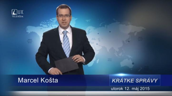 Krátke správy (12.05.2015)
