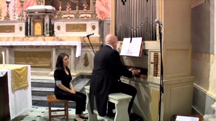 Hudobné pódium (74) Organový festival vo Svätej zemi