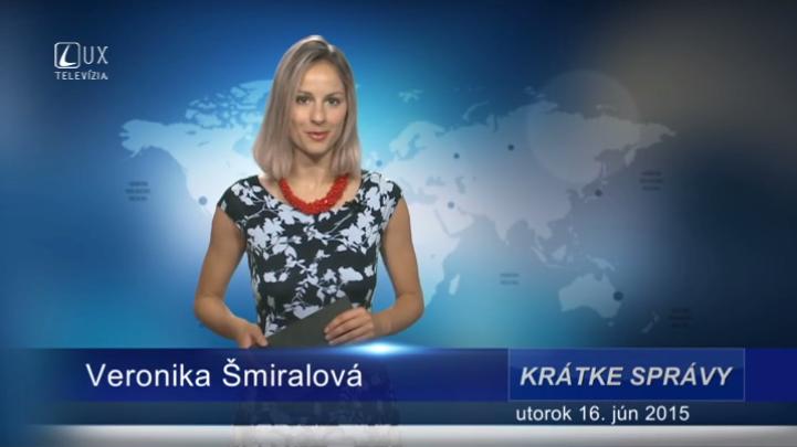 Krátke správy (16.06.2015)