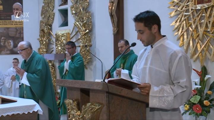 Svätá omša z Vysokých Tatier