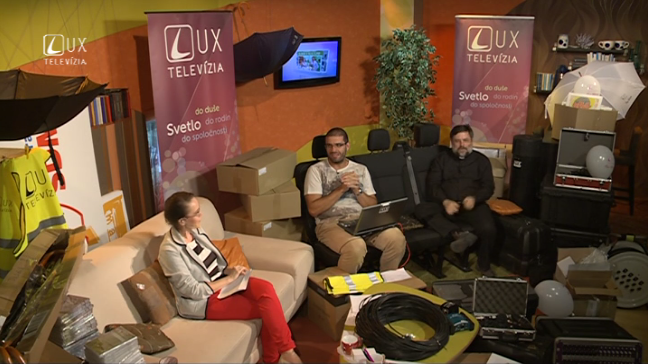 Doma je doma (846) LETO S TV LUX
