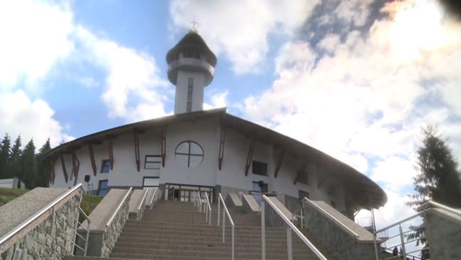 Posviacka chrámu na hore Živčáková