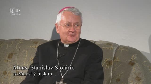 Môj názor (133) Mons. Stanislav Stolárik