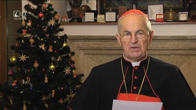 SVIATOČNÝ PRÍHOVOR J. Em. kardinála JOZEFA TOMKA