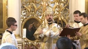 Svätá liturgia z Prešova