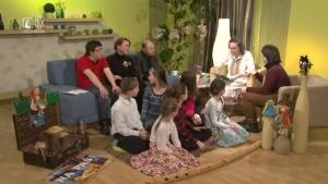 Doma je doma (921) Doma pre deti: Maťko a Kubko