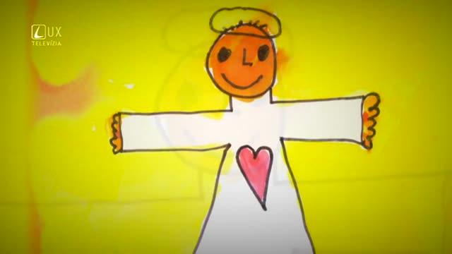 KRÍŽOVÁ CESTA (13) Zamyslenia detí