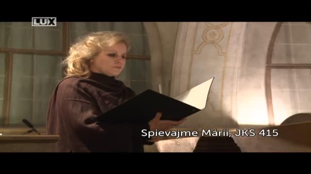 Hudobne pódium (57) Mariánsky koncert piesní JKS